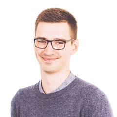 Photograph of Matt Teague