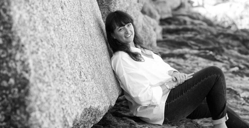 Photograph of Rebecca Wilton founder of Choose Conscious
